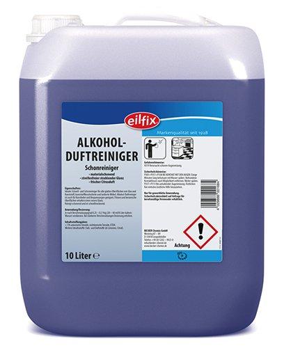Eilfix Alkoholduftreiniger blau, 1 x 10 Liter