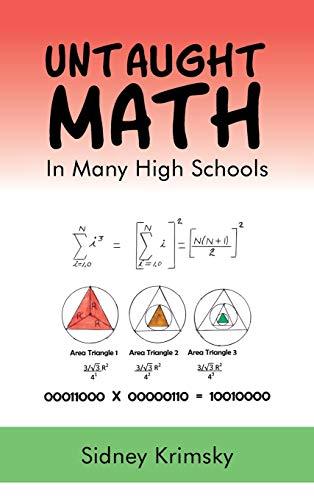 Untaught Math: In Many High Schools
