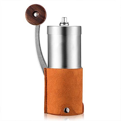 DuDuDu Pot INOX Manuel café broyeur céramique Sport rétro Poudre de café trempé cafetière