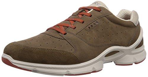 Ecco  BiomEvoTrainer, Chaussures de course homme Marron - Braun (Birch/Birch/Picante59949)