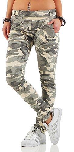 SKUTARI -  Jeans  - boyfriend - Donna Camouflage 2