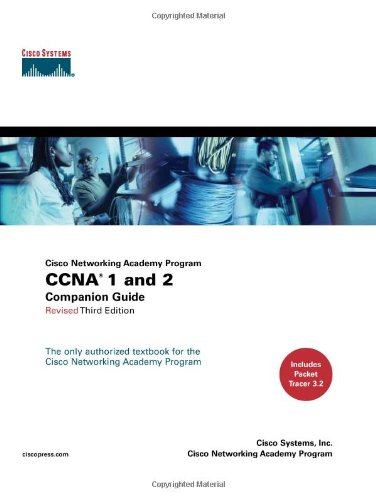 CCNA 1 and 2 Companion Guide, Revised (Cisco Networking Academy Program) por Cisco Systems  Inc.