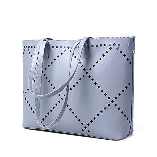 XY Fancy, Borsa a spalla donna grigio Grau, nero (nero) - RH#BB0918-1586-JPY89 Grigio 1