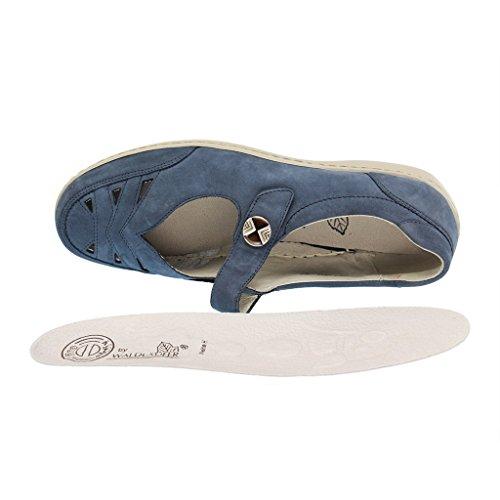 Waldläufer Henni 496309-206 Pro Aktiv Blau