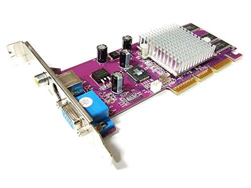 Mx440 Grafikkarte (Palit NA-04408 GeForce4 MX440 8X 64MB DDR TV-Out VGA S-Video RCA AGP Grafikkarte)