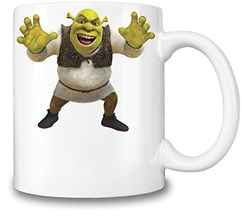 Funny Shrek Becher-Schale (Shrek-kaffee-tasse)