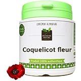 Coquelicot fleur120 gélules gélatine bovine