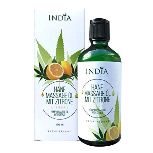 NEU!! Haut & Massageöl mit Cannabis Öl in Bio Premium Qualität! Aprikosenkernöl, natürliches Zitronenöl, Süßmandelöl, Sesamöl, Avocadoöl, Wassermelonenkernöl und Pfefferminzöl