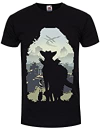 Men's Trico & colossi T-Shirt Black