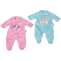 Baby Born 822128 Ropa para muñecas, surtido de colores