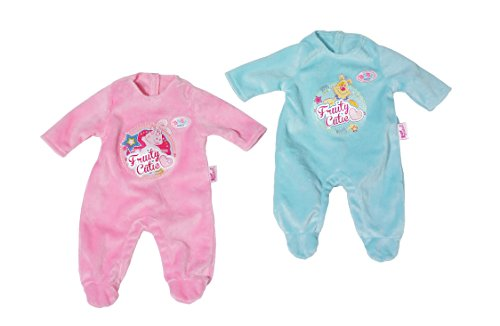 Zapf Creation 822128 - Baby Born Strampler Kollektion sortiert