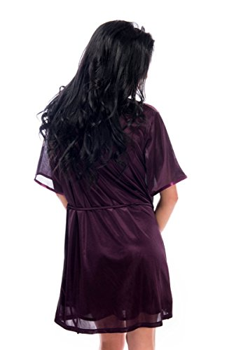 Dafi - Ensemble de pyjama - Femme Medium Violet - Violet