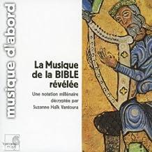 Musique de la Bible révélée