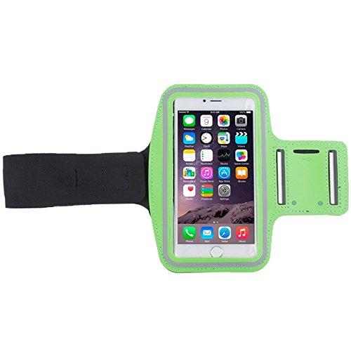 Phone case & Hülle Für iPhone 6 Plus & 6S Plus, Sport Armband Fall mit Kopfhörer Loch und Key Pocket ( SKU : S-IP6P-0080 ) S-IP6P-0080G