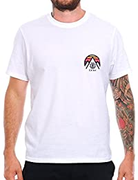 T-Shirt Element: Tri Tip SS Optic WH L