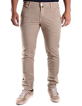 Pt05 Hombre MCBI247042O Beige Algodon Jeans