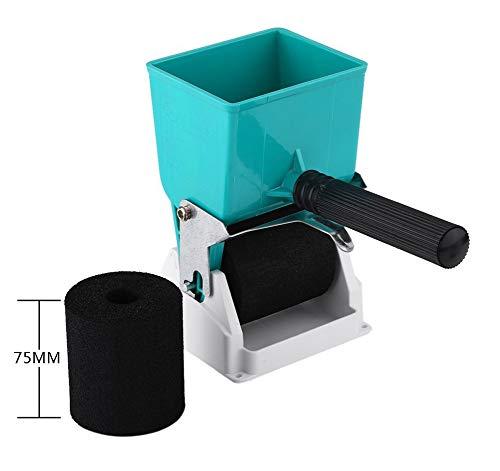 D&F Rodillo aplicador de Pegamento portátil Adecuado para Pegamento de PVC, látex,...