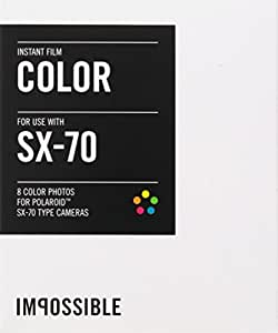 Impossible Instant Color Film for SX-70 Cameras