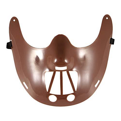 Hannibal Kostüm Lecter Maske - Henbrandt Hannibal Lecter Maske