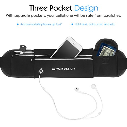 Zoom IMG-3 rhino valley running waist pack