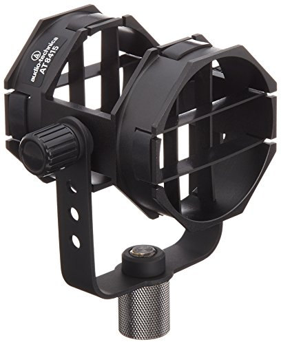 Price comparison product image Audio Technica AT8415 | Microphone Shock Mount (Japanese Import) [Electronics]