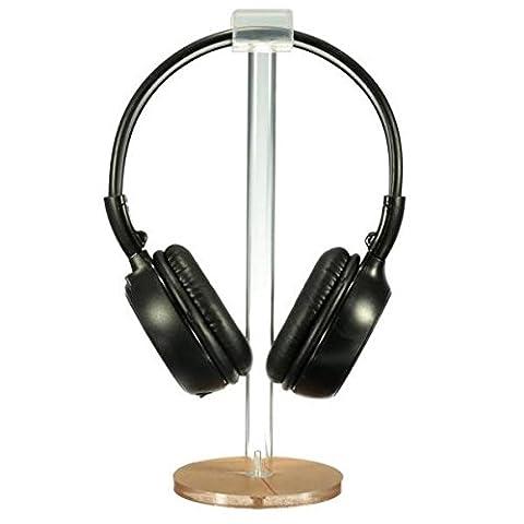 PhilMat Kopfhörer Kopfhörer Halter Anzeige Kopfhörerständer Rahmen Shelf Hanger (Anzeige Mat)