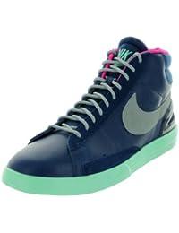 new style 4ba71 74c37 Nike Lunar Blazer Navy Mens Trainers