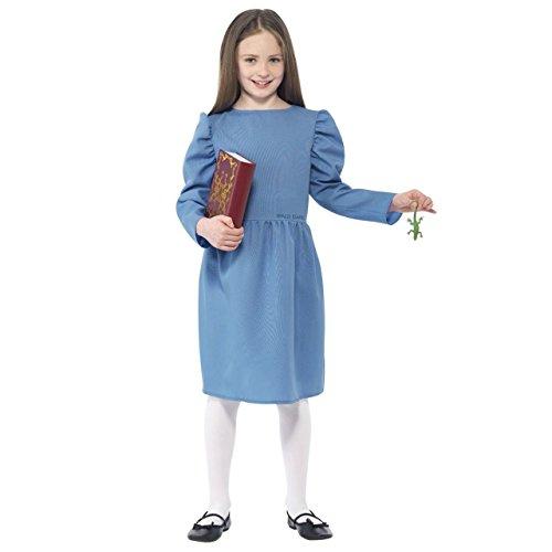 Roald Dahl Matilda - Kinder- und Jugendkostüm (UK 4-6 ()