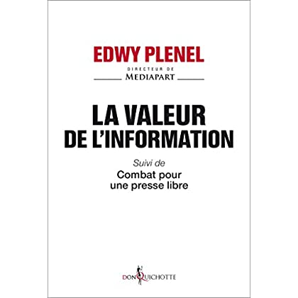 La valeur de l'information (Non fiction)