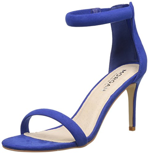Morgan 171-1bassa.a, Sandales Bride Cheville Femme Bleu (Bleu)