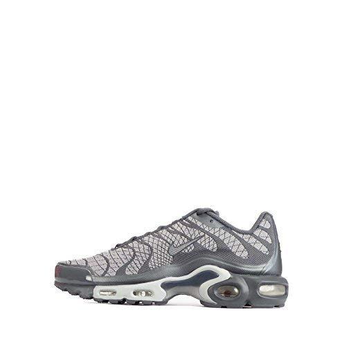 8b39ff6ef7 Nike Herren Air Max Plus Tuned 1 JCRD TN, White/Wolf Grey/Dark