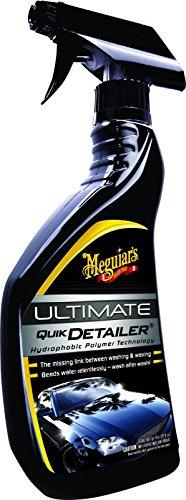Meguiar's G14422EU Ultimate Quik Detailer Lackschnellreiniger, 650ml