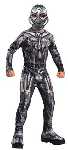 Marvel i-610441m–Kostüm für Kinder–Klassische Ultron–Avengers 2–Größe M