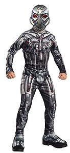 Marvel I-610441m - Disfraz para niños - Ultron Clásicos - Vengadores 2 - Talla M