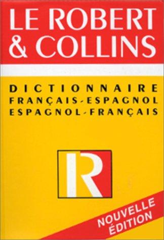 Le Robert & Collins gem - Dictionnaire français/espagnol par Collectif