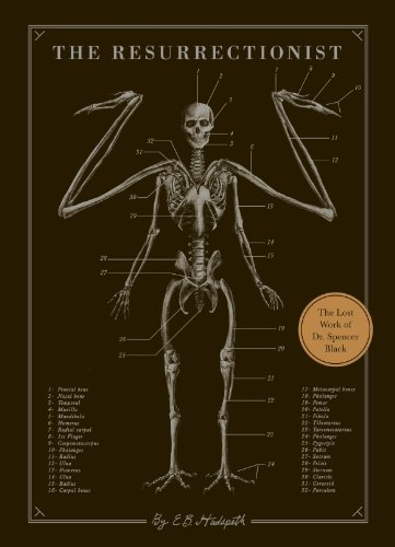 The Resurrectionist: The Lost Work of Dr. Spencer Black (English Edition)