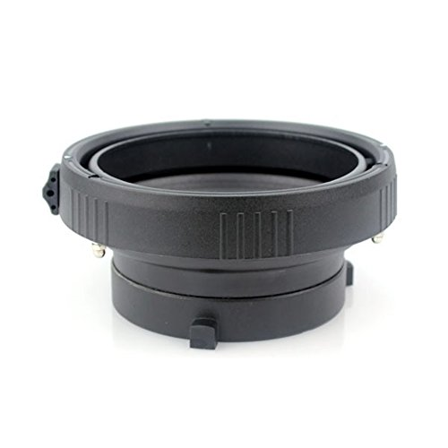 Phot-R® Bowens S-Type to Elinchrom Converter Ring Adapter -