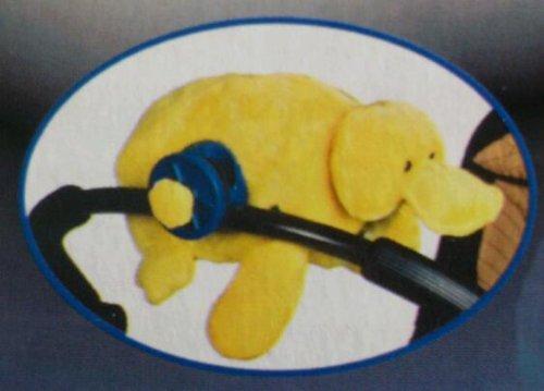Swingolino Ente 'Das Original' Einschlafhilfe für Babys, automatischer Kinderwagen-Schaukler
