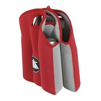 10t Outdoor Equipment 10t Cooler 6 X 500ml Neopren Dosenkühler Flaschenkühler Kühler Getränkekühler Kühltasche Mit Tragegriff 3