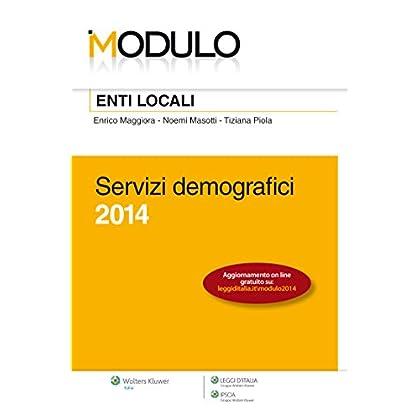 Modulo Enti Locali 2014 - Servizi Demografici (Moduli)
