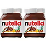 Nutella Chocolate Spread (Imported), 400g (Pack of 2)