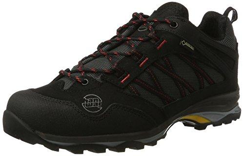 Hanwag Chaussures randonnée Belorado Low GTX Noir