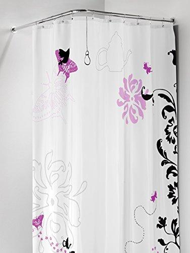 Sealskin Textil Duschvorhang Moodz, B x H: 180 x 200 cm