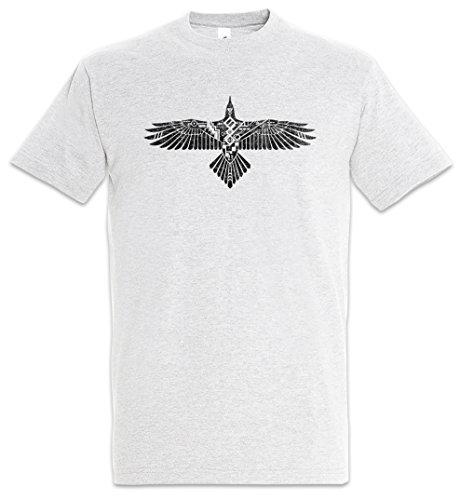 Robot Raven Herren T-Shirt