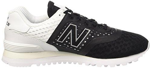 New Balance Lifestyle Textile, Gymnastique homme Noir