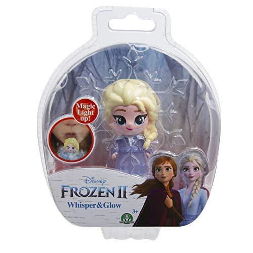 Disney Die Eiskönigin 2 70001721 Whisper and Glow Spielfigur, Mehrfarbig