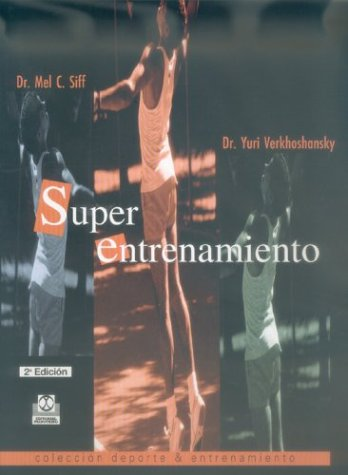 Super Entrenamiento (Deportes) por Yury Verkhoshansky