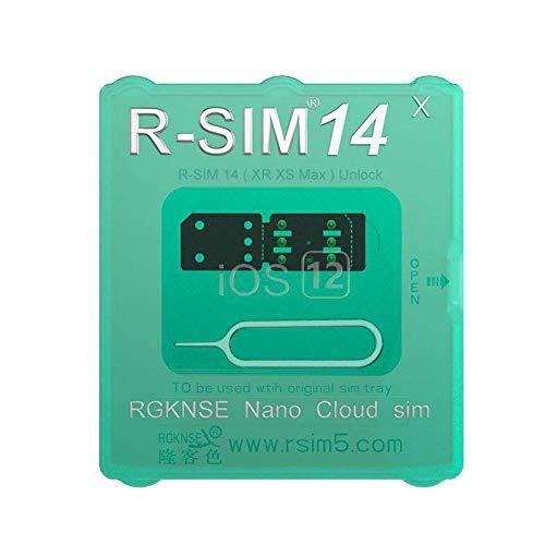 Wan Ning Phone Unlock-Karte R-sim14 Perfekt entsperrt Universal Rsim Nano Unlock-Karte R-SIM14 X Ultra ICCID-SIM für alle Modelle verfügbar - Ultra-sim-karte 6 Iphone Für
