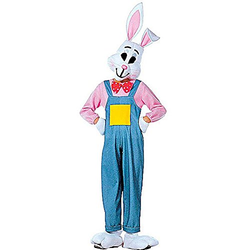Children's Country Rabbit 158cm Costume Large 11 to 13 yrs (158cm) for Animal Jungle Farm Fancy (Farm Kostüme Animal)