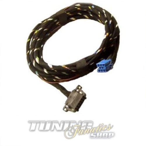 CD-Wechsler Kabel 8 Pin Mini Iso
